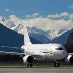 Аренда частного самолета Airbus ACJ319 в Андорру